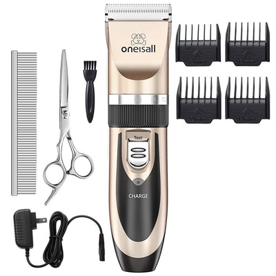 Oneisall Pet Shaver Clippers