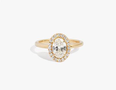 The Halo, Oval Diamond