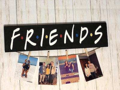 Friends Picture Board