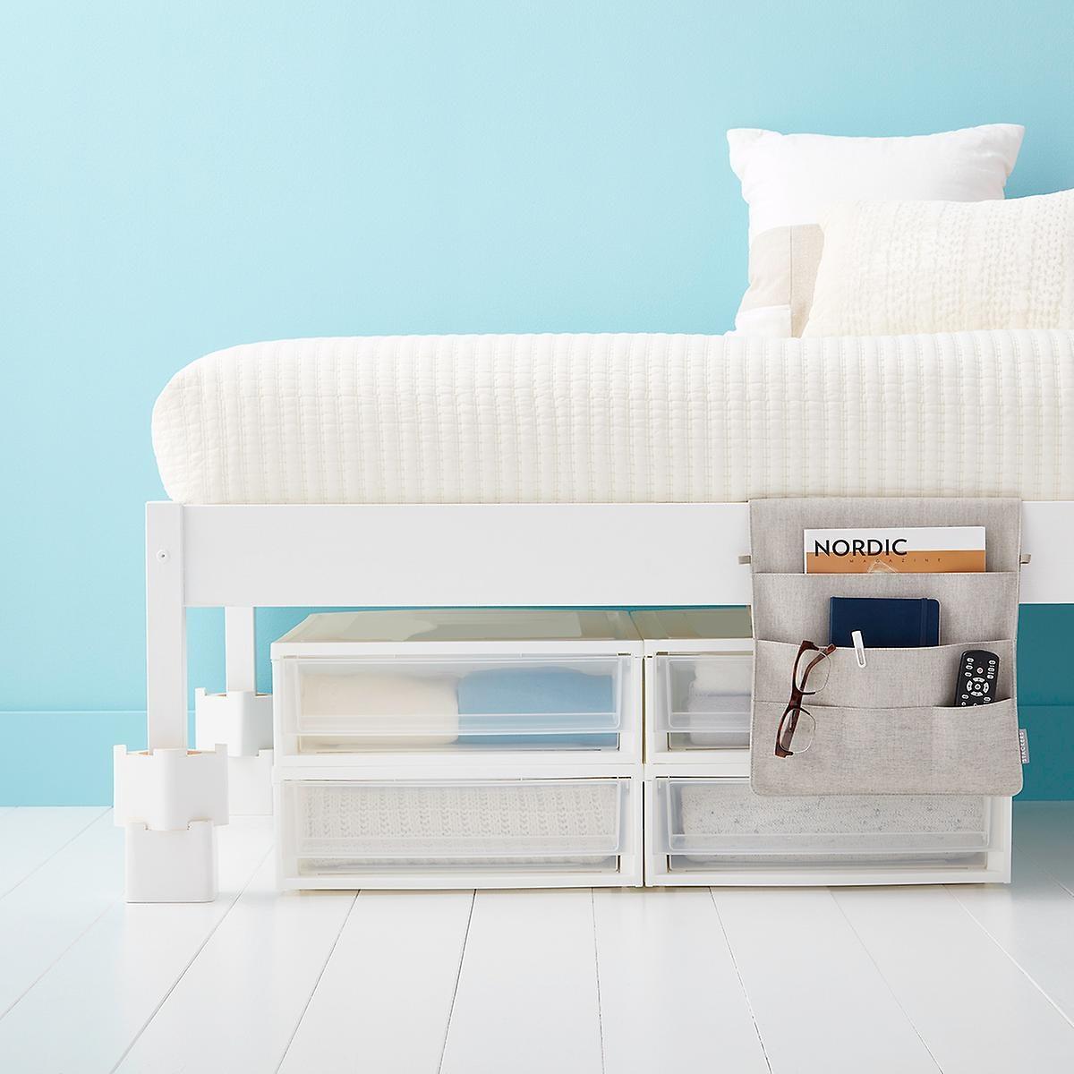 Premium College Under Bed Storage Solution