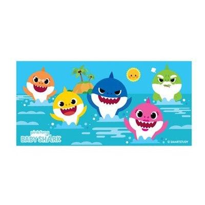 Baby Shark Towel