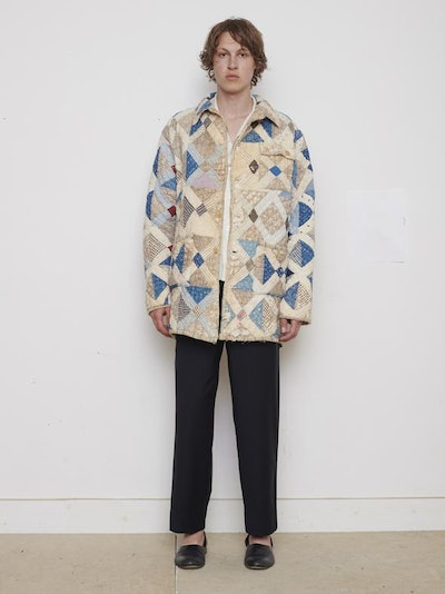 Liberty Cross Quilt Jacket