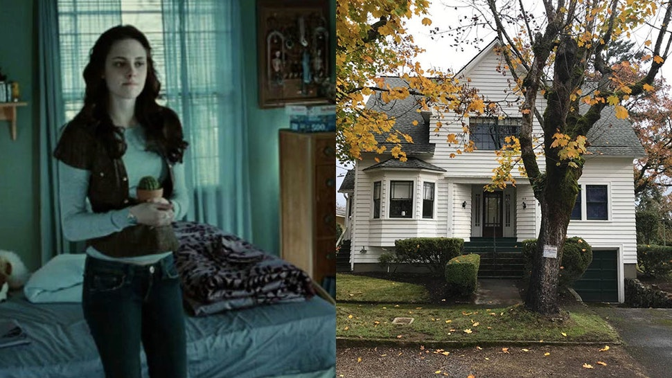 Bella Swan's 'Twilight' House Is On Airbnb Now, So You Can Finally