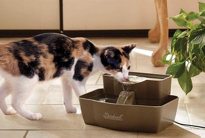 PetSafe Drinkwell Multitiered Water Fountain