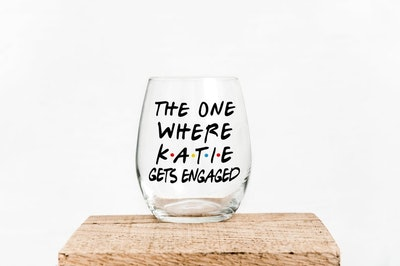 The One Where Gets Engaged