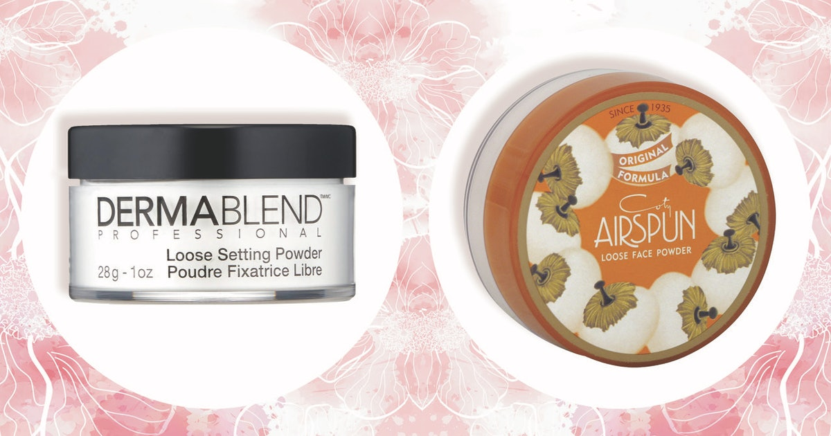 The 3 Best Setting Powders For Oily Skin