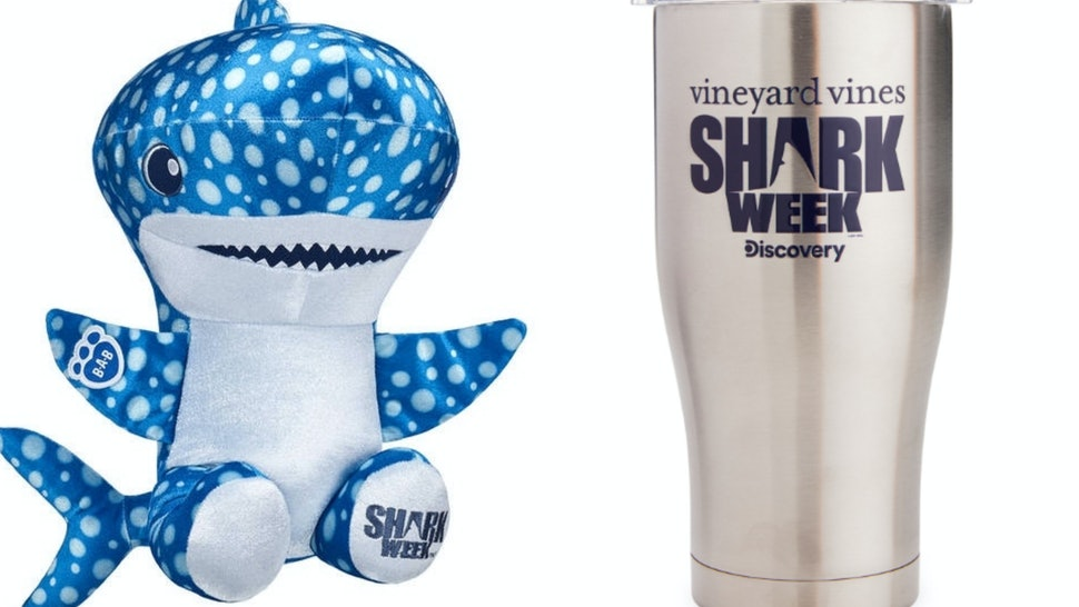 9 Shark Week Items You Can Buy To Celebrate