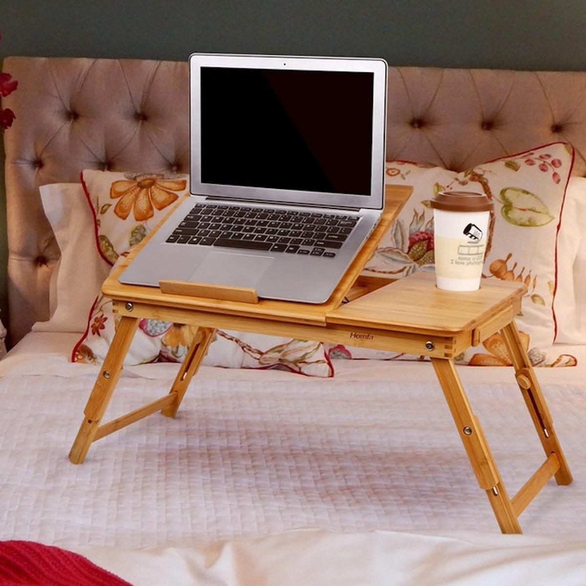 Homfa Laptop Desk