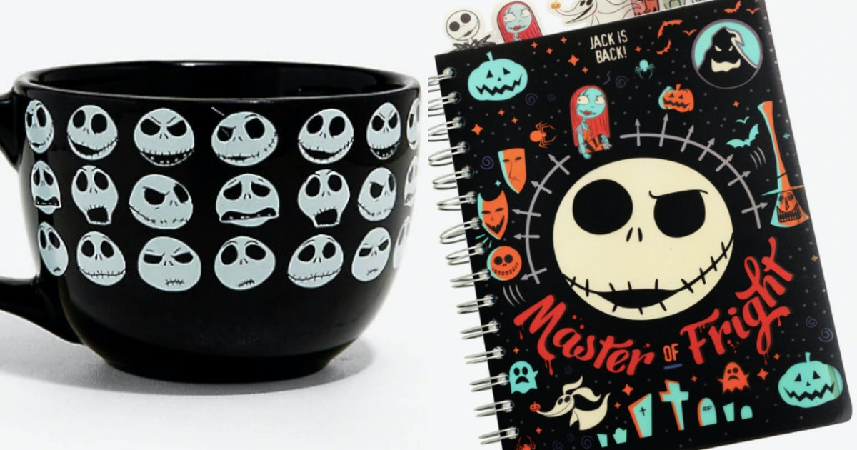 6 'Nightmare Before Christmas' Items At Hot Topic You Can Buy
