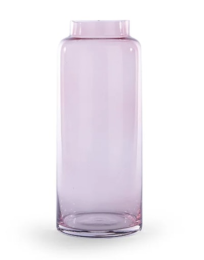 Pink Large Apothecary Vase