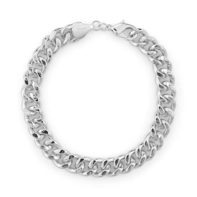 Silver Ankle Bracelet