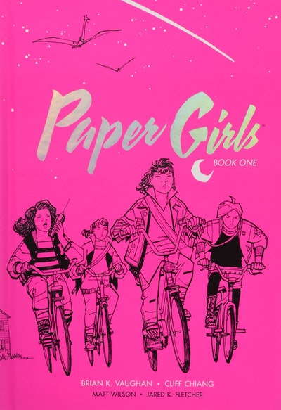 'Paper Girls: Volume One' by Brian K. Vaughan & Cliff Chiang
