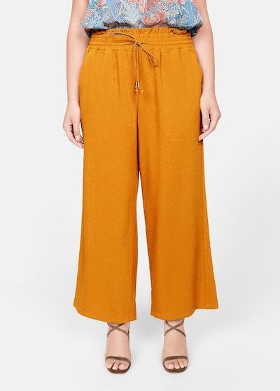 Flowy Baggy Trousers