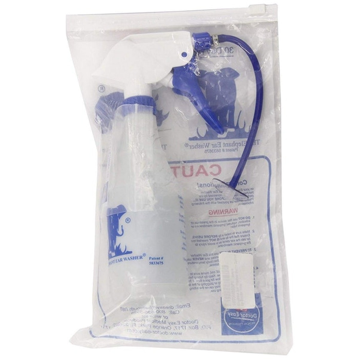 Doctor Easy Medical Products Ear Washing System