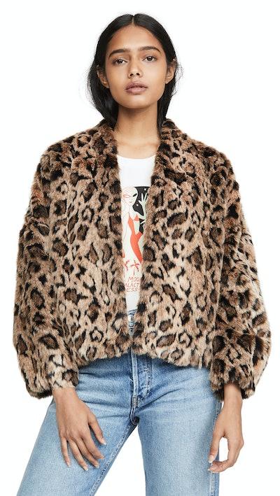 Anne Faux Fur Jacket
