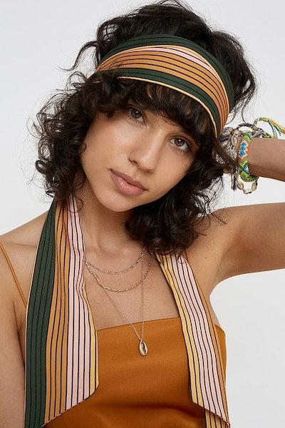 Tijuana Tie-Back Headband