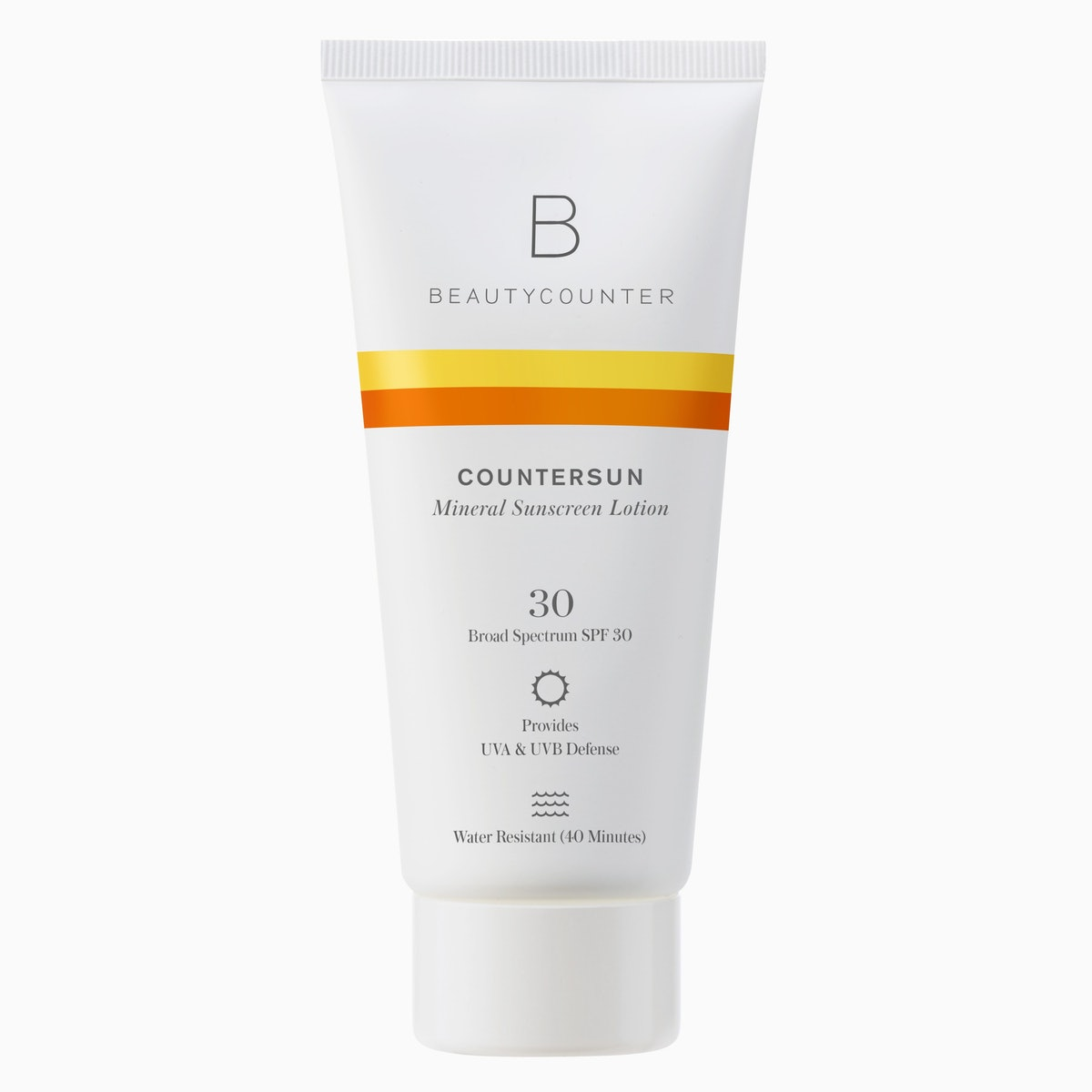 Countersun Mineral Sunscreen Lotion SPF