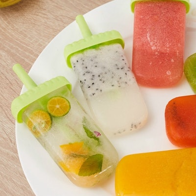 Ozera Reusable Popsicle Molds (Set of 6)