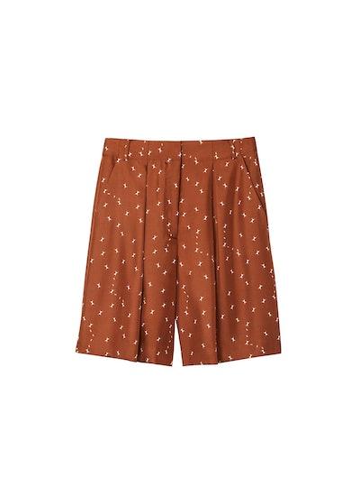 Ant Polka Dot Relaxed Shorts