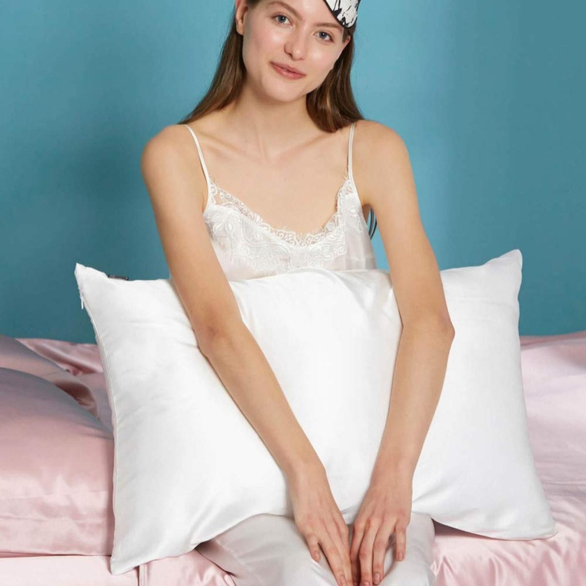 Mommesilk Mulberry Silk Pillowcase