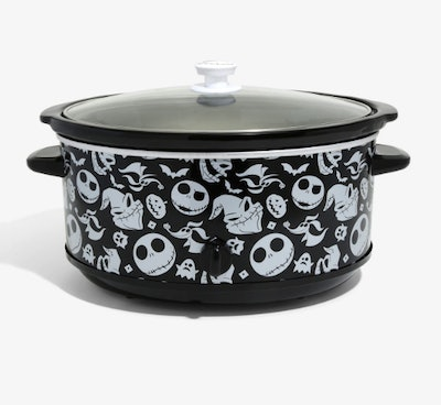 The Nightmare Before Christmas 7 Quart Slow Cooker