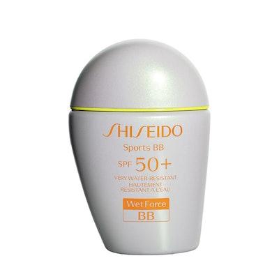 Shiseido Wetforce Sports BB Cream SPF50