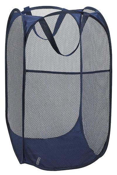 Handy Laundry Mesh Pop-Up Laundry Hamper