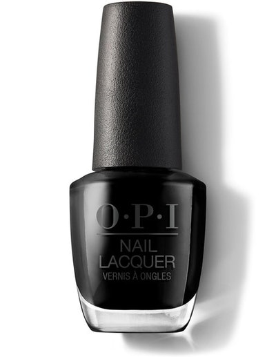 Classic Nail Lacquer In Black Onyx