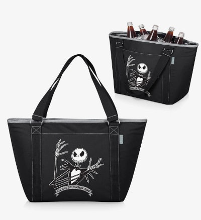 The Nightmare Before Christmas Jack Cooler Tote