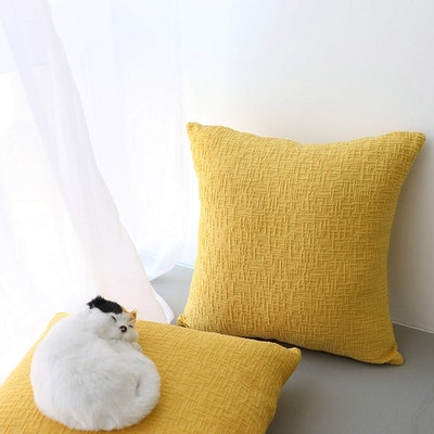 Kevin Textile Throw Pillow Covers (Set of 2)
