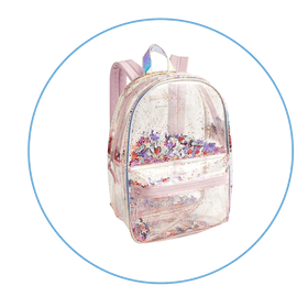 Sequin Shake-Up Backpack