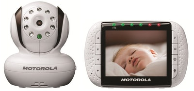 Motorola MBP36 Remote Wireless Video Baby Monitor