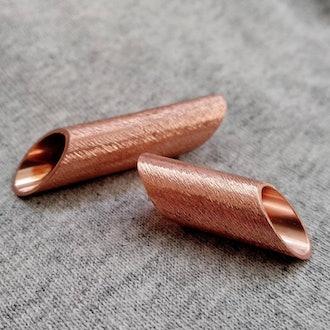 Copper Braid Slider