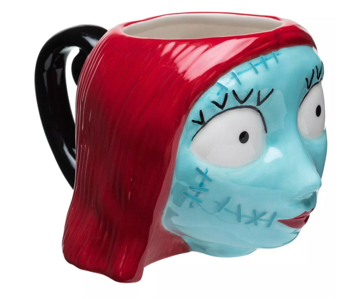 Sally Skellington Ceramic Mug