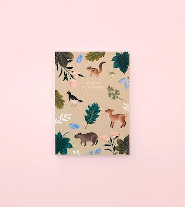Botanical Pocket Planner