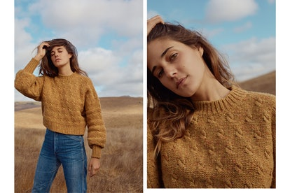 The Frannie Sweater