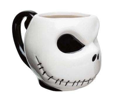 Jack Skellington Ceramic Halloween Mug