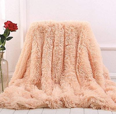 MYRU Plush Super Soft Blanket Bedding Sofa Cover