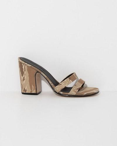 Khaki Fizz Sandal