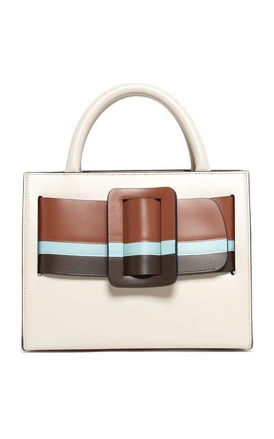 Bobby 23 Mille-Feuille Leather Bag