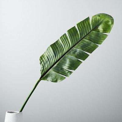 Faux Banana Plant Leaf