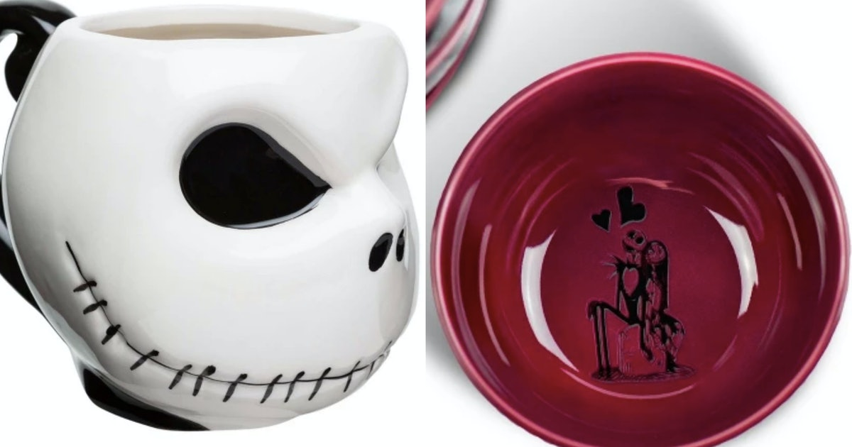 Target S Nightmare Before Christmas Kitchen Line Is
