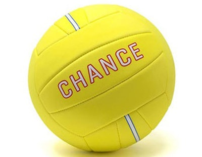 Chance Waterproof Indoor/Outdoor Volleyball