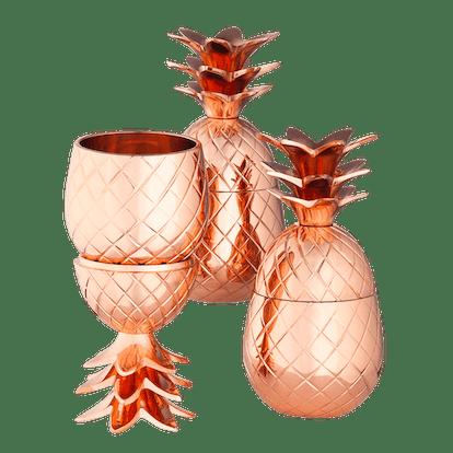 Mini Pineapple Gift Set