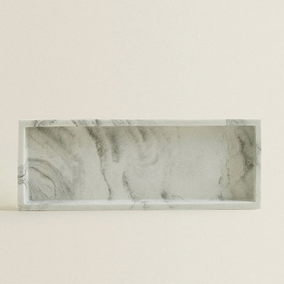 Marble Design Tray