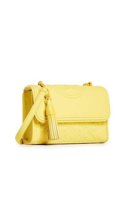 Fleming Matte Small Convertible Shoulder Bag