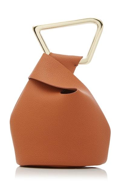 Astraea Mini Leather Tote