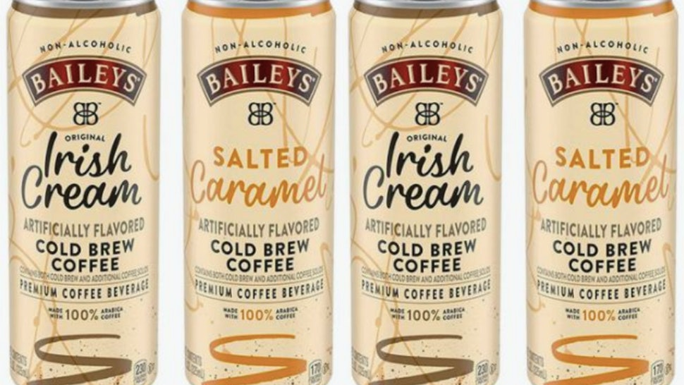 4a9956c5b42 Baileys Cold Brew Cans Are Here & The Flavors Will Make You Drool