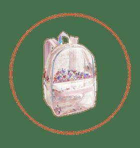 Sequin Shake-Up Backpack