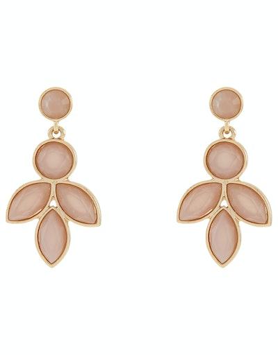 Polly Petal Drop Earrings
